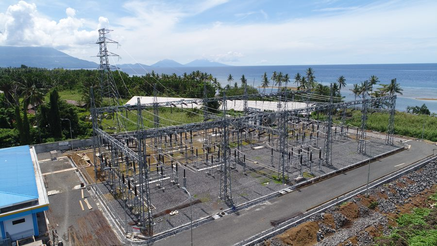 150 kV high voltage - indonesia - omexom