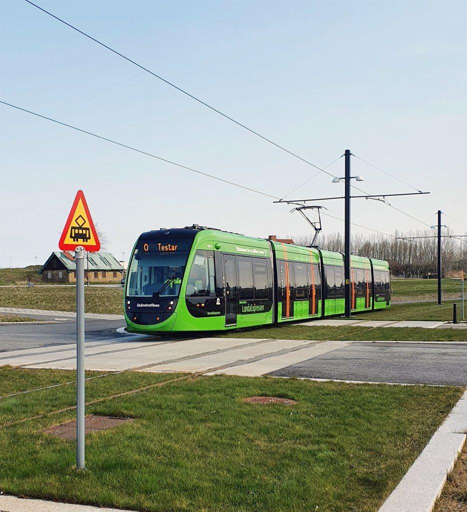 Omexom-Sweden-Lund-tramway
